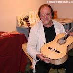 Guitarra de Maurizio Ghelli Santuliana