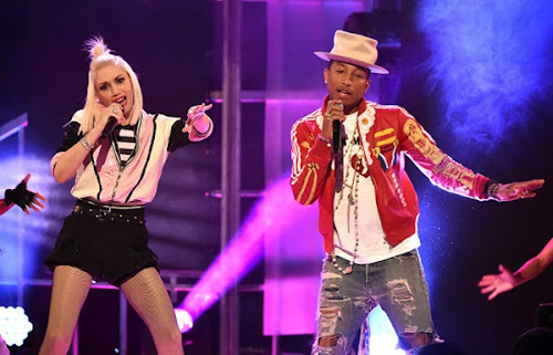 Выступления на People Magazine Awards 2014: Maroon 5, 5 Seconds Of Summer, Gwen Stefani & Pharrell
