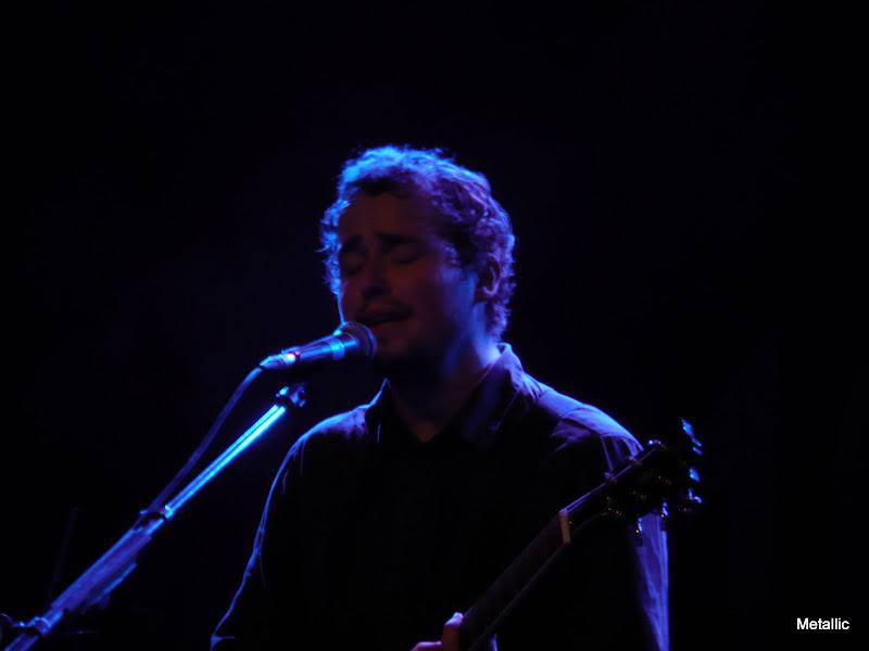 Petter Carlsen @ Elysée Montmartre, Paris 10/10/2010