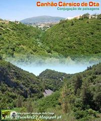 Canhao Carsico Ota - Conj. paisagens
