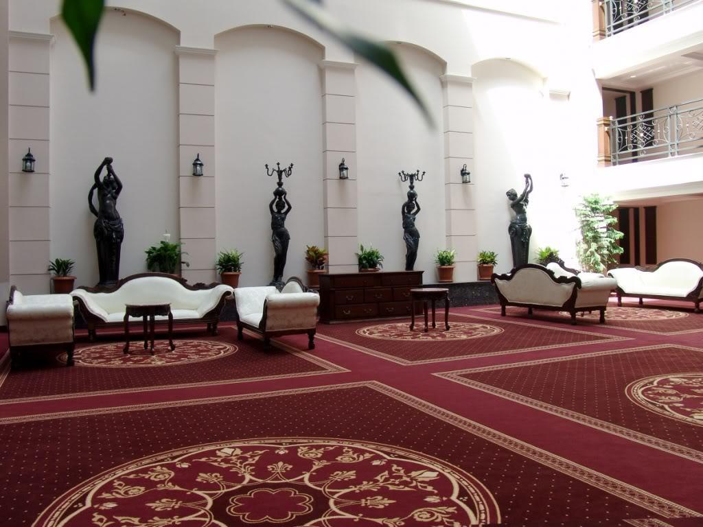 nylon carpet runner for the
