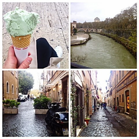 pistacchio, piazza di s marco, ponte palatino, fiume tevere, tiber joki,   pistaasi, jäätelö, gelato, ice cream, italialainen jäätelö, nam, tratevere, are, city, rooma, rome, roma, rooma, italia, italy, matka, matkustaa, loma, holiday, travel, travelling, blogger, alleys, kuja, beautiful,