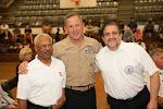 Celebrity guest Lt. Gen Robert E. Milstead