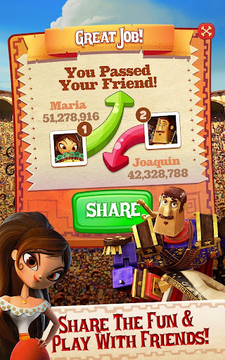 Sugar Smash: Book of Life - Free Match 3 Games. screenshot 10