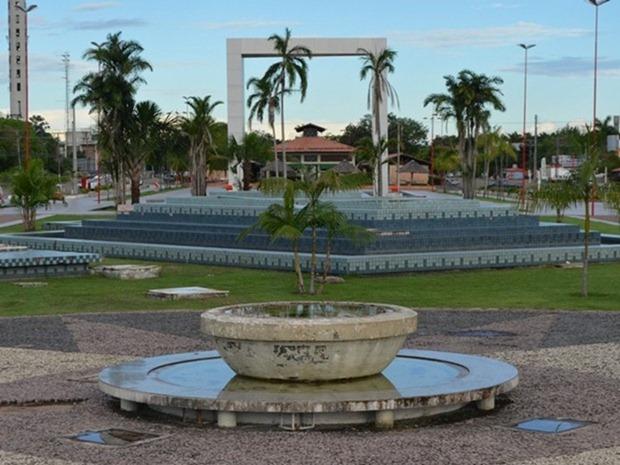 Praça das Aguas - Boa Vista, Roraima