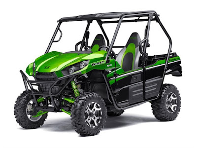 2016 Kawasaki Teryx