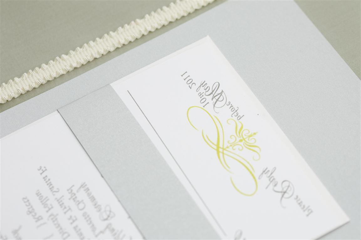 wax seal invitations, custom