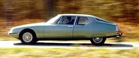 Citroen 1970 SM