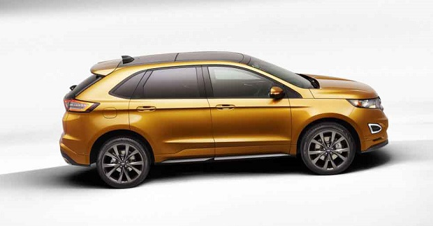 2017 Ford Edge Release Date Car Review Specs
