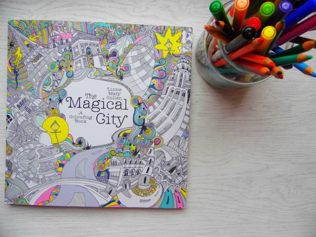 Book Review The Magical City