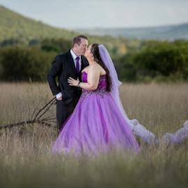 Just before sunset by Lood Goosen (LWG Photo) - Wedding Bride & Groom ( wedding photography, wedding photographers, wedding day, weddings, wedding, brides, bride and groom, wedding photographer, bride, groom, bride groom )