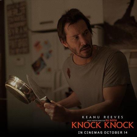 Keanu Reeves in Knock Knock