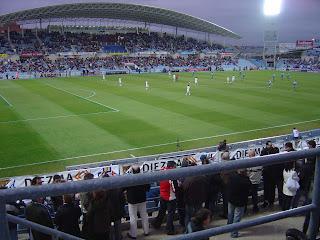 Coliseum Alfonso Pérez Getafe