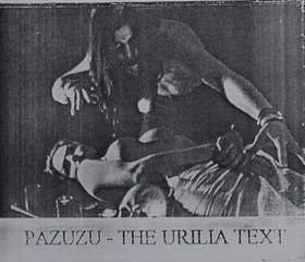 Summoning - 1994 - The Urilia Text : Split avec Pazuzu