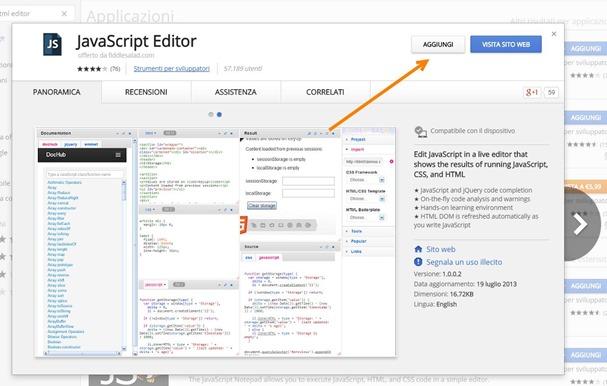 javascript-editor-chrome