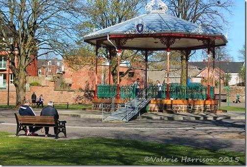 26 Bandstand Dock Park