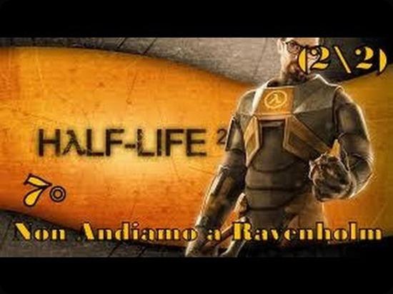 Half-Life2 Non andiamo a Ravenholm
