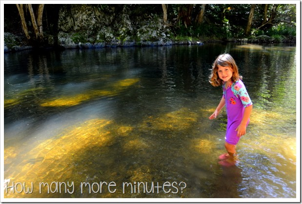 Crystal Cascades | How Many More Minutes?