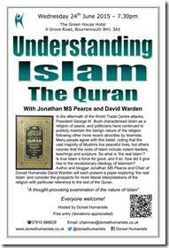 Understanding Islam - Quran 24 June 2015