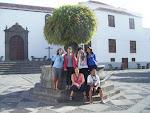 Los Rovers en Santa Cruz de La Palma