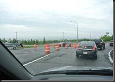The Duluth Traffic backup