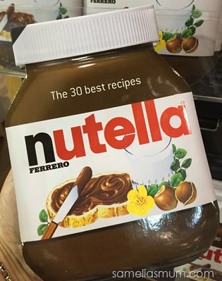 Nutella Cook Book