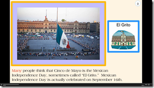 Cinco de Mayo Ebook Snapshot