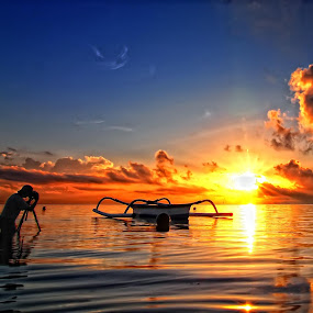 time to hunt  by Aldhy Eka Putra - Landscapes Sunsets & Sunrises