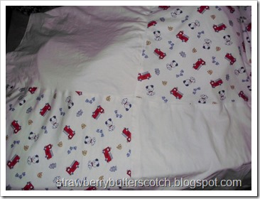 Dalmation and Fire Truck Blanket