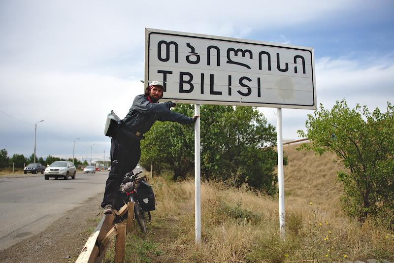 Tbilisi!