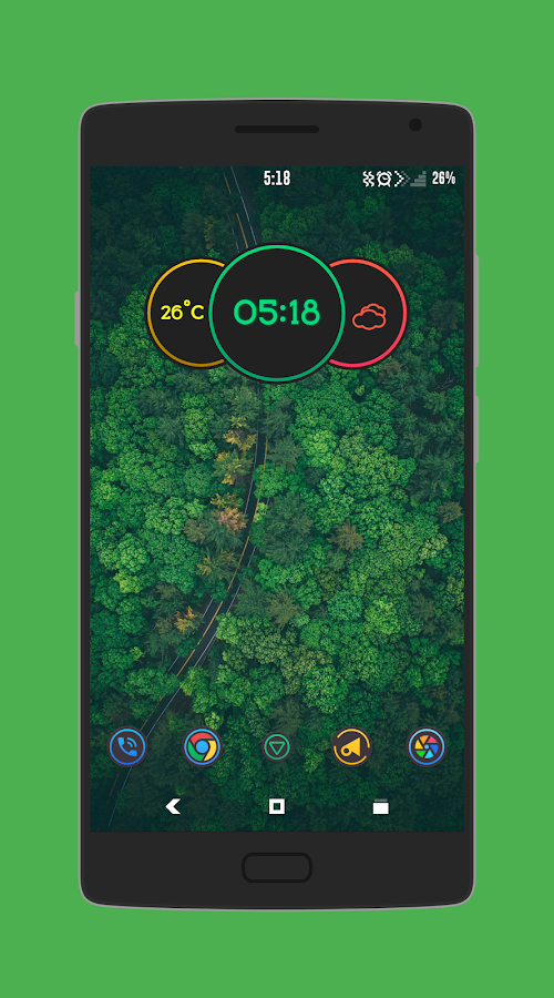 Flash For KWGT Screenshot 0