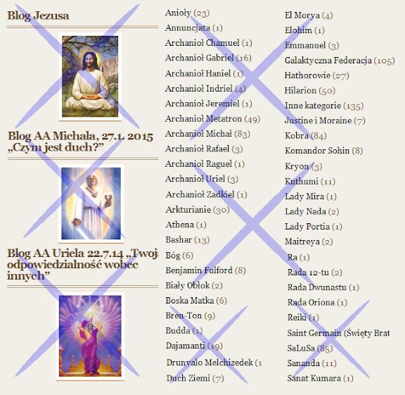 Astral najniższa wibracja - przekaz channelingowy - Bóg Jezus Michał Uriel ze strony krystal28.wordpress.com