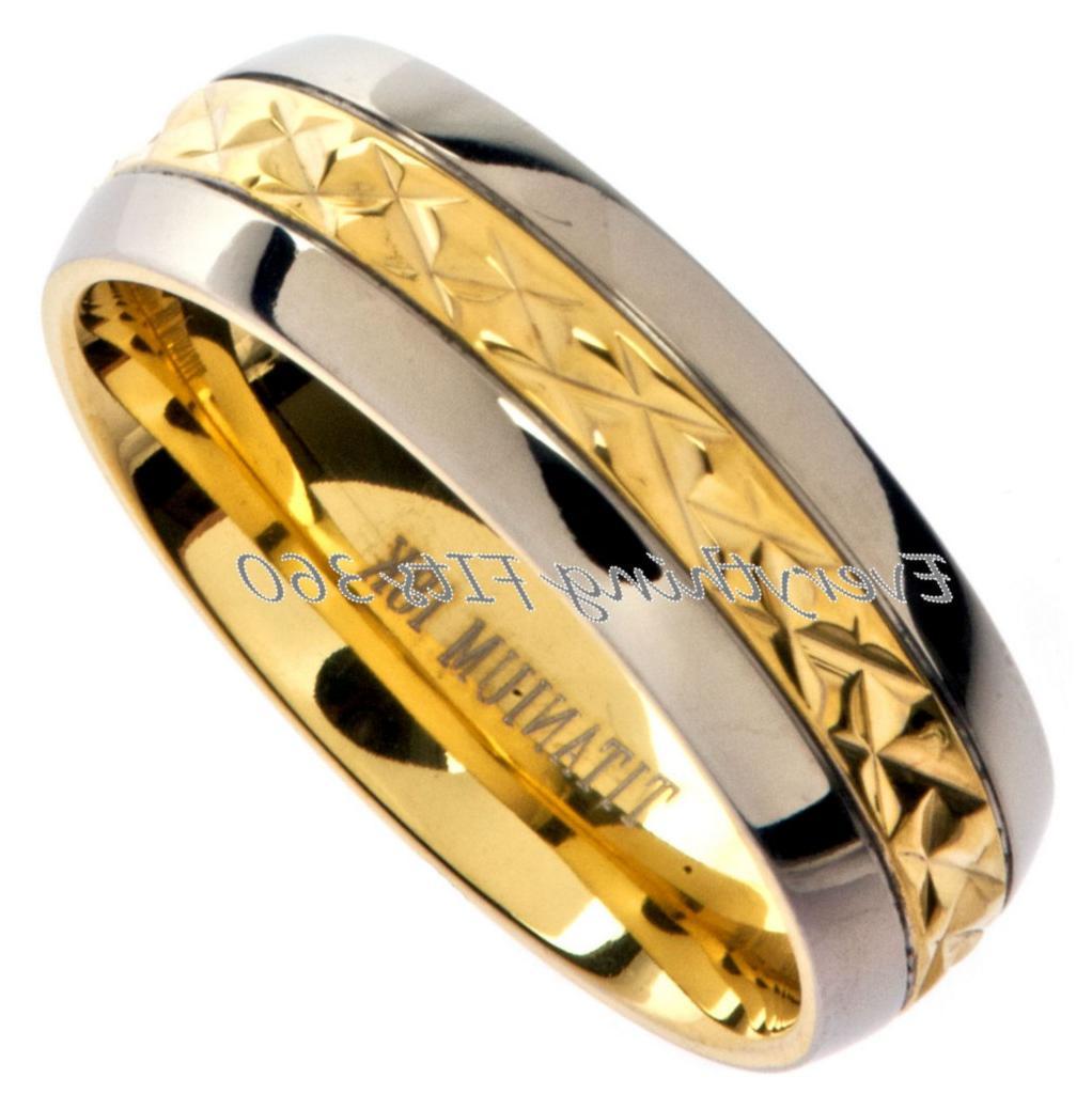 platinum wedding rings for her