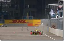 Lucas Di Grassi ha vinto la gara di Berlino