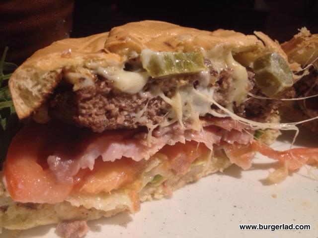 Aluna Bristol The Aluna Burger