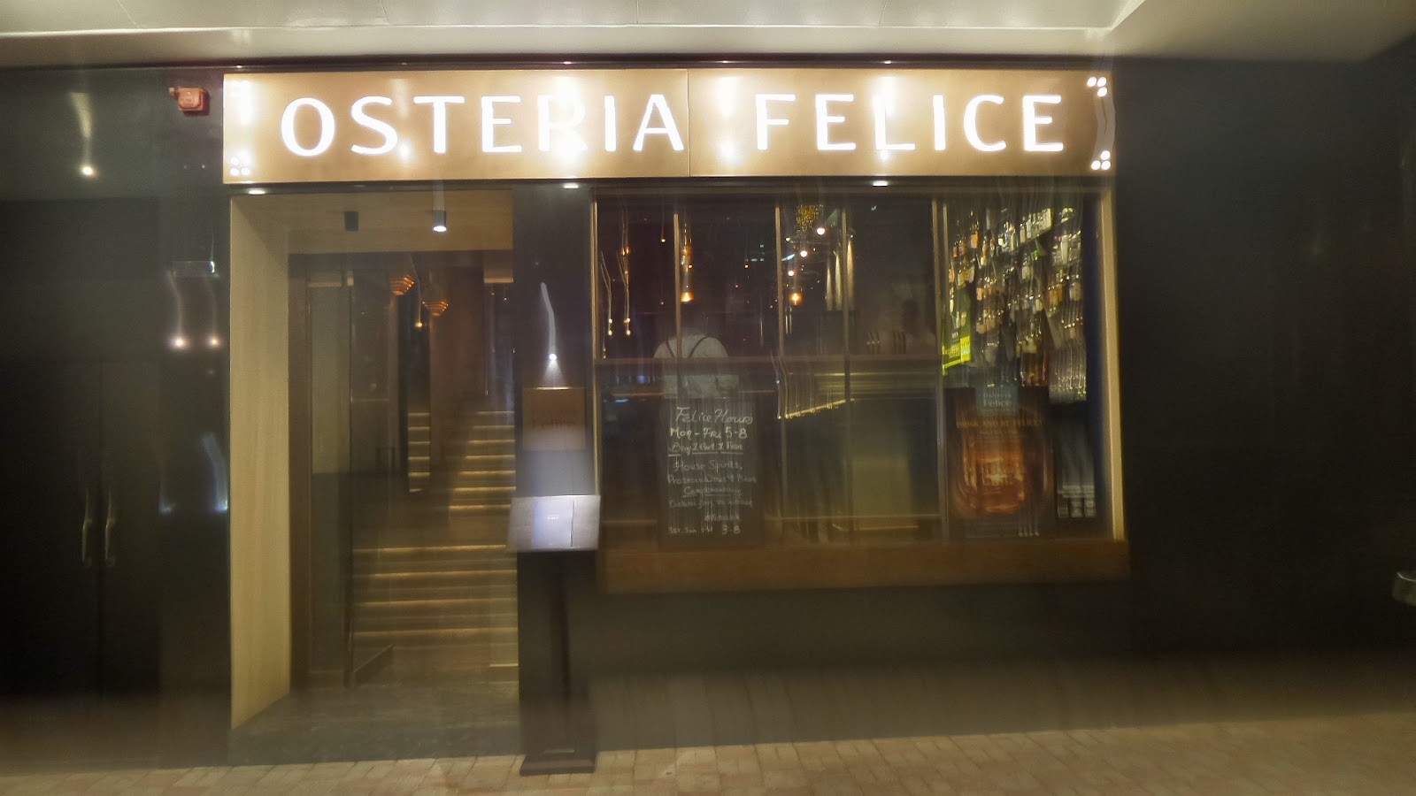 New Eat in Central: Osteria Felice | hkblogger