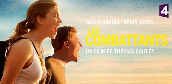 Έρωτας με την Πρώτη Μπουνιά (Les Combattants) Wallpaper