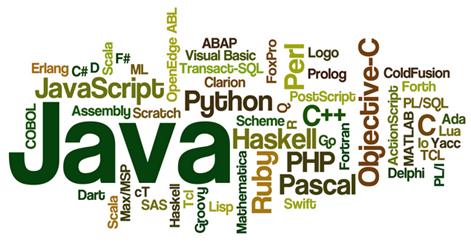 Java jälleen käytetyin ohjelmointikieli