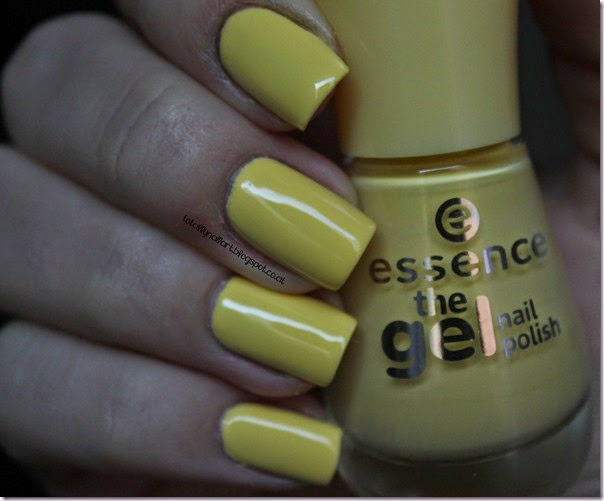 Essence The Gel Nailpolish Love is in the air