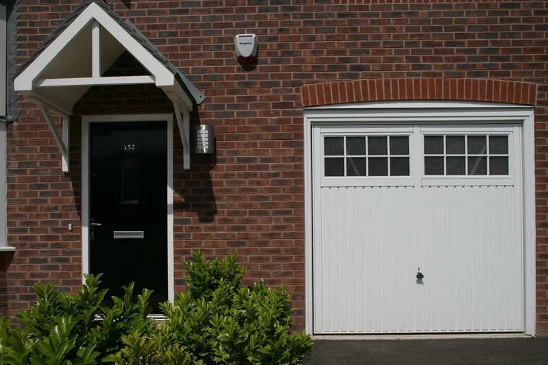 Garador Salisbury Steel Up & Over Garage Door