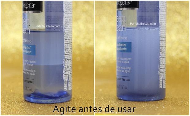 demaquilante a prova d'água, neutrogena, resenha