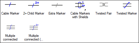 Terminal AutoCAD: Using Cables in AutoCAD Electrical | Twisted Wire Symbol Schematic |  | Terminal AutoCAD - blogger