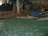 Having fun at Kalahari Water Park in OH 02192012f