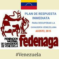 """""""PLAN DE RESPUESTA INMEDIATA"""" - Fedenaga - 2015"""