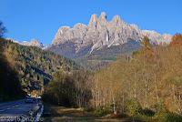 Zum Passo di Cereda (1369m).