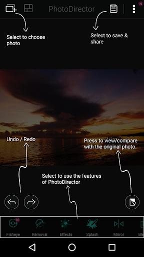 PhotoDirector Photo Editor App screenshot 24