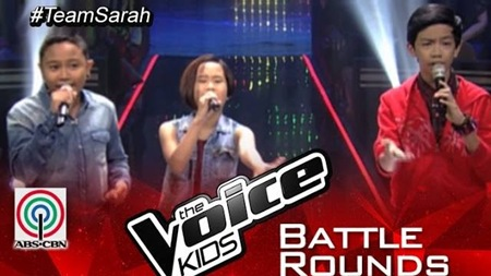 The Voice Kids PH 2 andrew amira owen