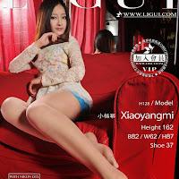 LiGui 2013.12.05 网络丽人 Model 小杨幂 [49P] cover.jpg