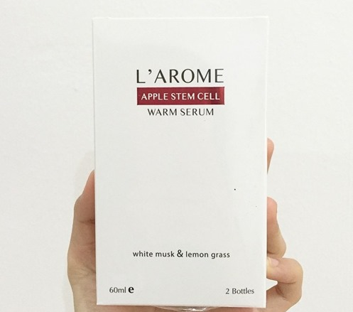 produk larome warm serum