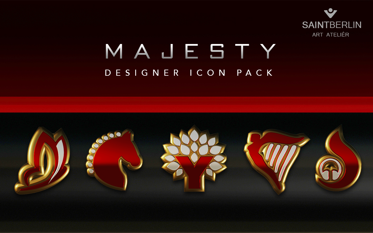 Majesty HD Icon Pack Screenshot 5